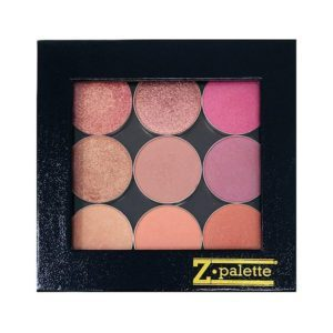 Z PALETTE Small Magnetic Palette | Black