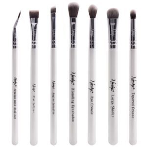 NANSHY Eye Brush Set | White