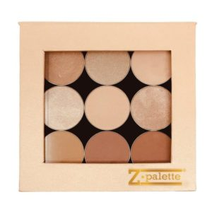 Z PALETTE Small Magnetic Palette | Ballet Slipper