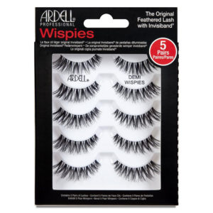 ARDELL Demi Wispies False Lashes Multipack 5 Pack
