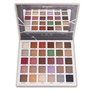 BPERFECT x Jah Makeup Artist Clientele Palette
