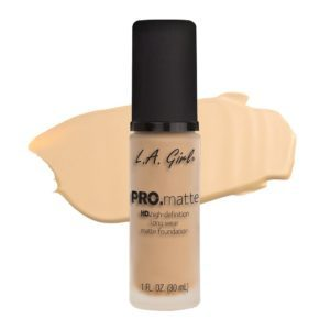L.A. GIRL PRO Matte Foundation | Ivory GLM671