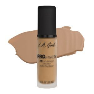 L.A. GIRL PRO Matte Foundation | Sandy Beige GLM718