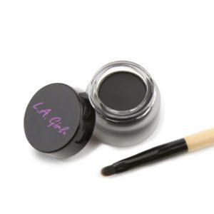 L.A. GIRL Gel Liner Kit | Very Black GEL722