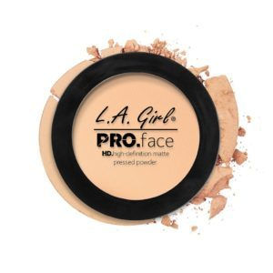 L.A. GIRL PRO Face Matte Pressed Powder | Porcelain GPP603