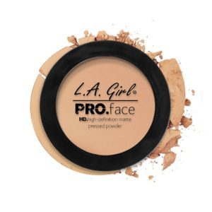 L.A. GIRL PRO Face Matte Pressed Powder | Buff GPP606