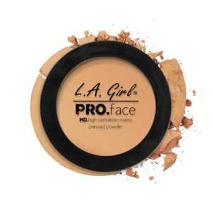 L.A. GIRL PRO Face Matte Pressed Powder | Classic Tan GPP610
