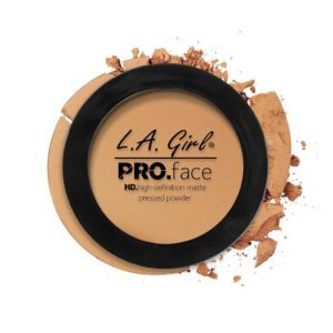 L.A. GIRL PRO Face Matte Pressed Powder | True Bronze GPP611
