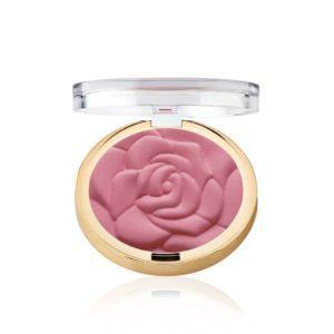 MILANI Rose Powder Blush | 01 Romantic Rose