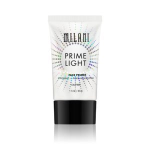 MILANI Prime Light Strobing + Pore Minimizing Face Primer