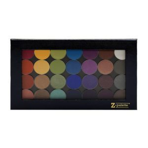 Z PALETTE Large Magnetic Palette | Black