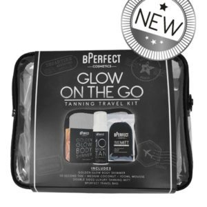 BPERFECT Glow On The Go | Tanning Travel Kit