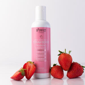 BPERFECT 10 Second Strawberry Tanning Lotion | Medium
