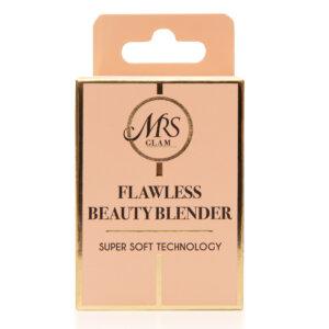MRS GLAM Flawless Beauty Blender